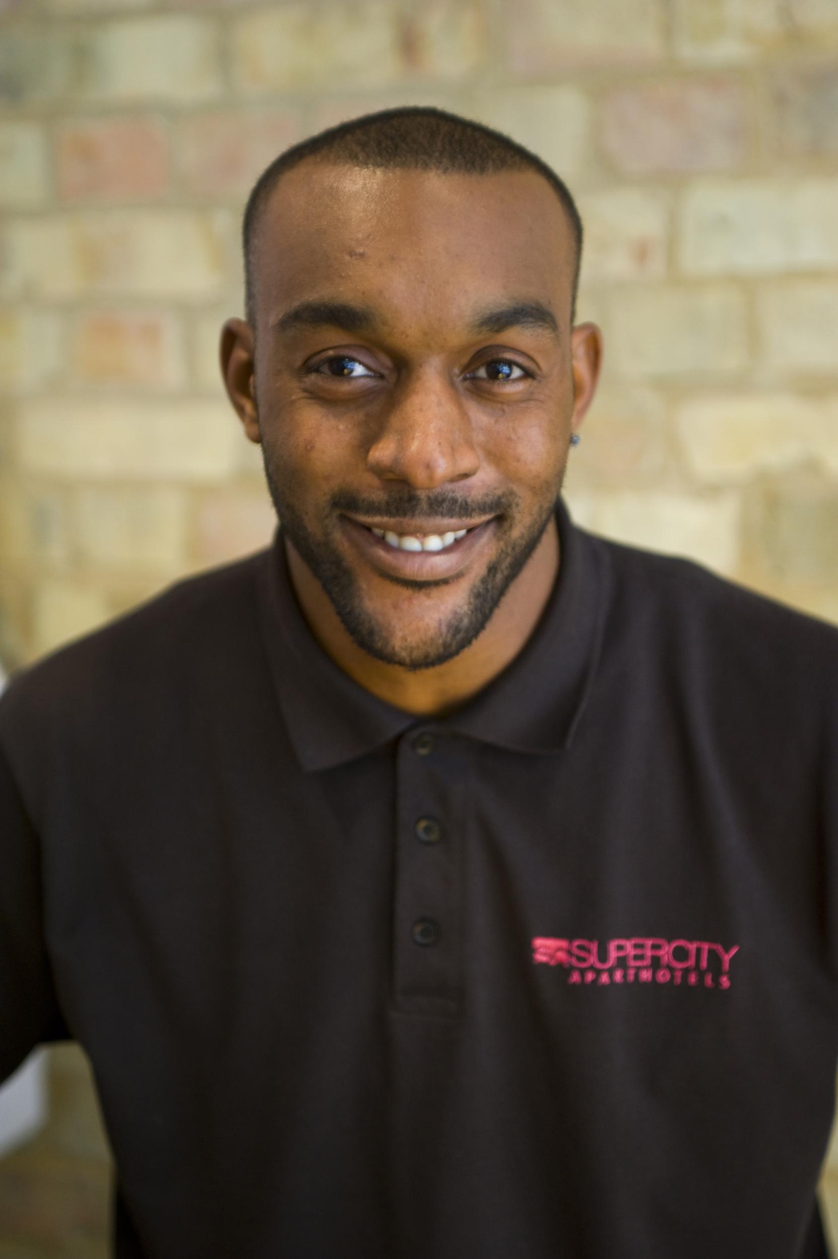 Sefu Campbell, PPM & Maintanance Coordinator
