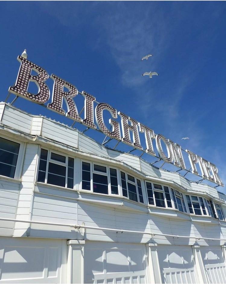 The Brigton Pier