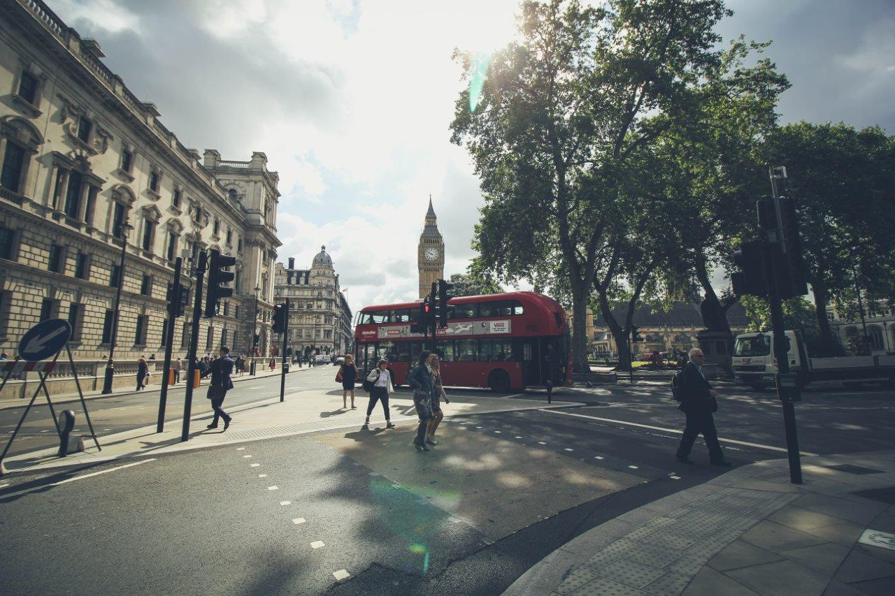 London buses are an eco-friendly mode of transport