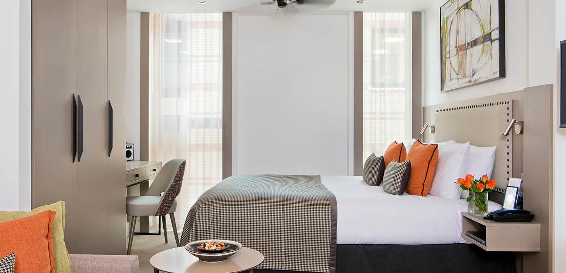 london hotel for self-isolating coronavirus
