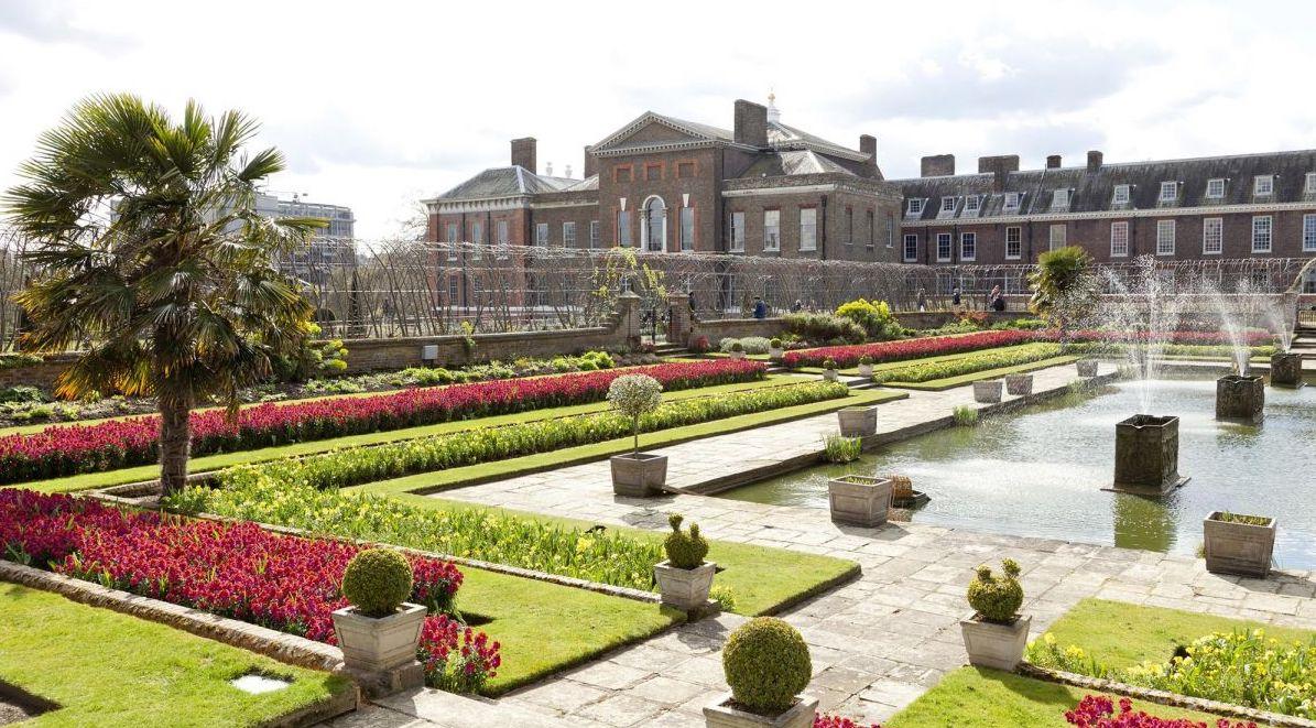 best gardens in london