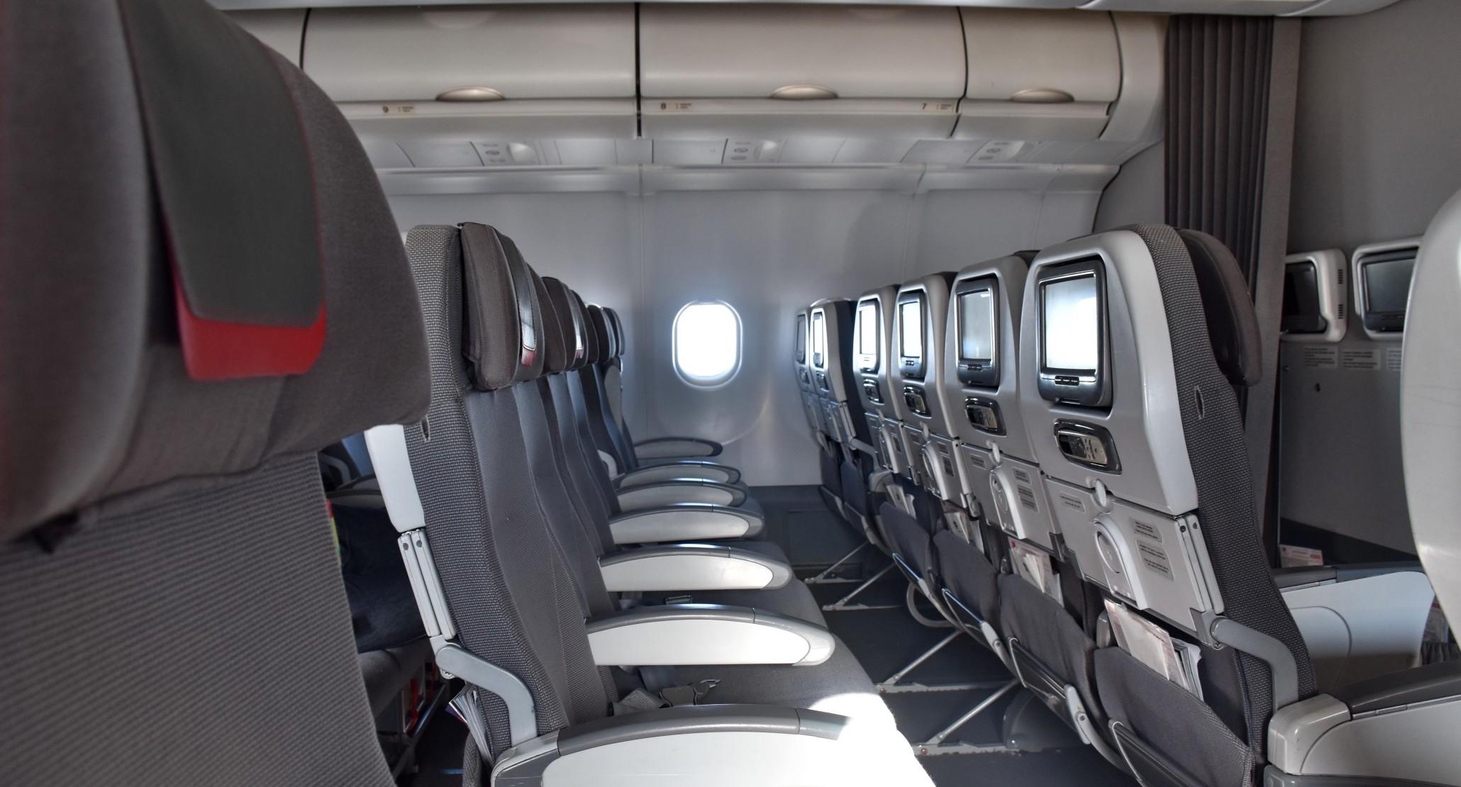 empty plane seats, future of travel after coronavirus