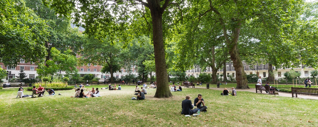 best green square London