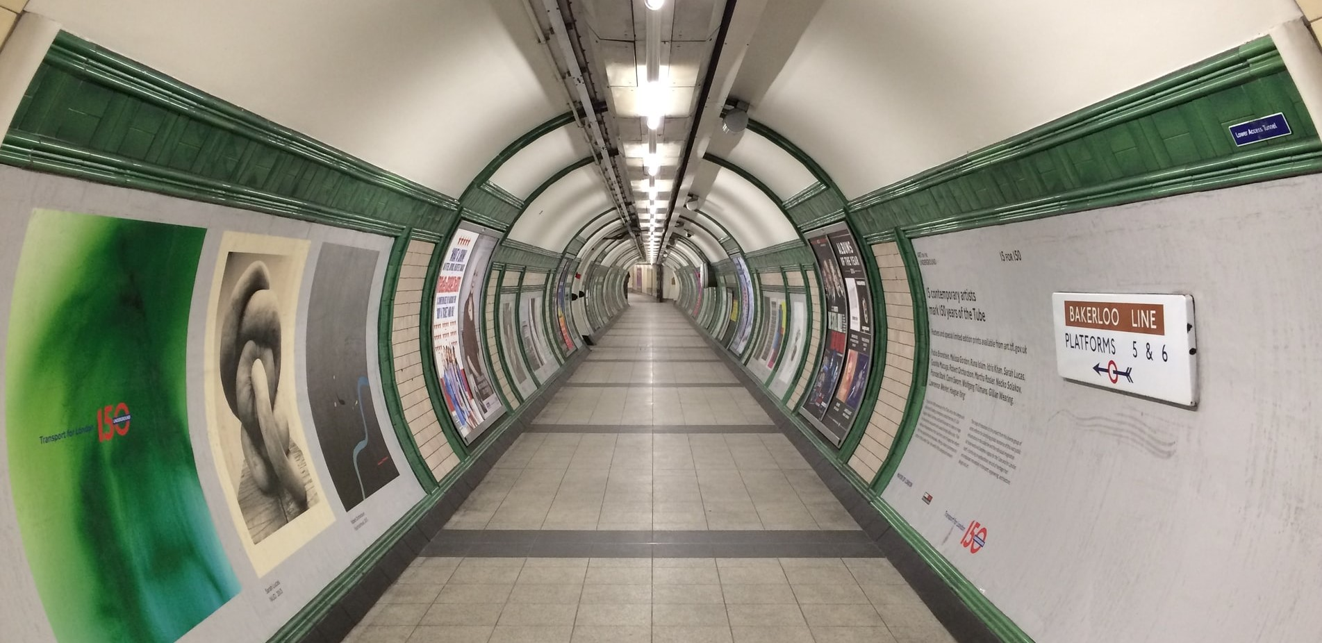 is the tube safe at rush hour in London?